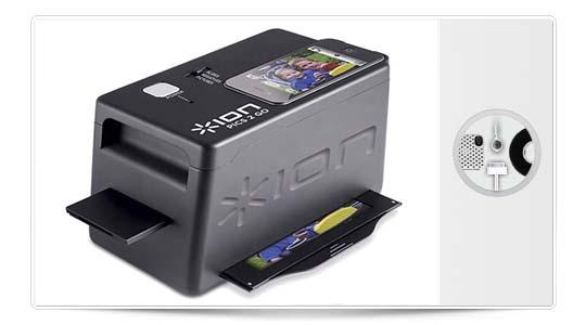Black Box convierte tu iPhone en un escáner de negativos y diapositivas