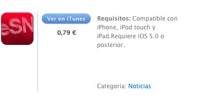 iTunes  esNews