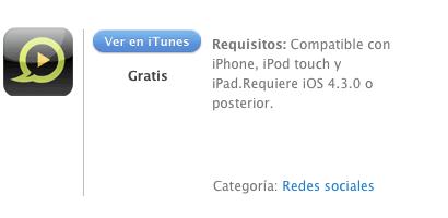 iTunes minit