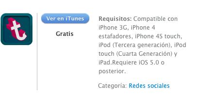 iTunes  Tumbleon