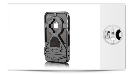 Rokbed v3, la funda que amplía el uso del iPhone