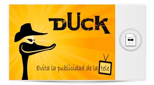 Duck, la tele sin anuncios ya es una realidad