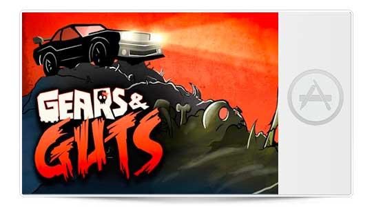 Gears&Guts: ¿Que tal si aplastamos Zombies contra el asfalto?