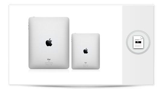 """Steve Jobs se mostraba receptivo a un iPad de 7"""""""