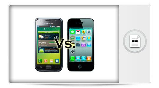 El iPhone 5 no estará solo en su lanzamiento, Samsung resiste