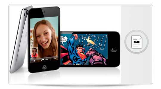 Los chinos, las carcasas y el nuevo iPod touch
