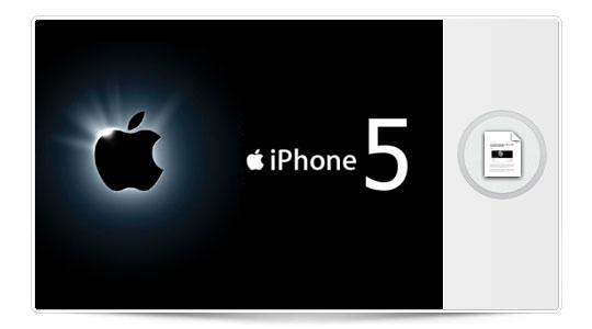 El iPhone 5 un 18% más fino, rozando la anoréxia