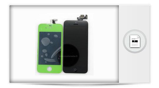 Nuevas imágenes y vídeo del iPhone 5