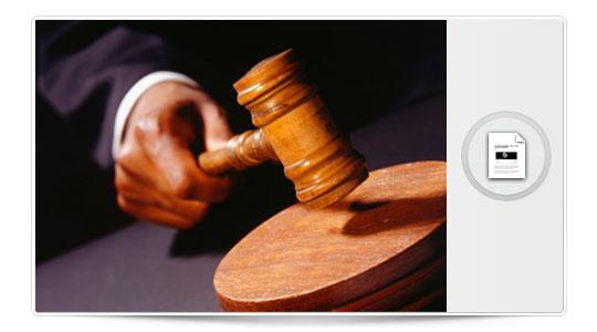 Apple y Samsung vistos para sentencia…