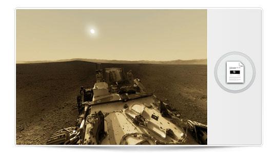 Marte al alcance de tu iPhone, este es un gran paso para iPhonea2…