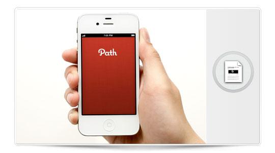 Path, La red social íntima: Que es y como funciona
