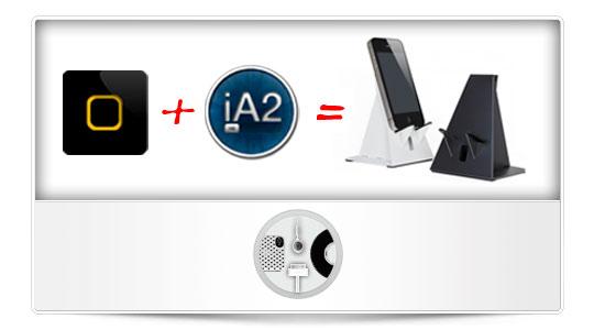 Sorteamos una base para tu iPhone en colaboración con BotonHome #SorteoBoton+iPhoneA2