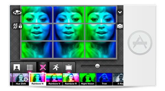 Graba vídeos musicales a lo Lady Gaga con Video Star…
