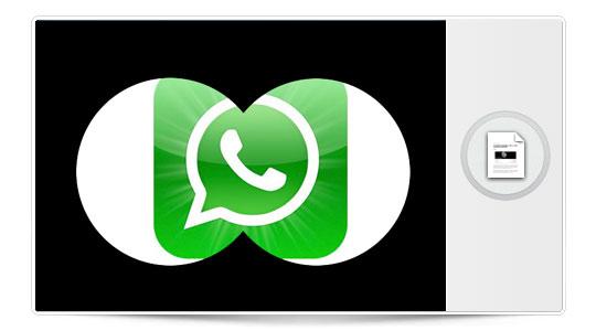 Ya no podrán espiarnos, Whatsapp se actualiza.