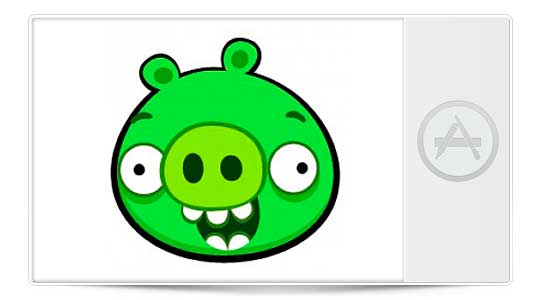 Bad Piggies iPhone