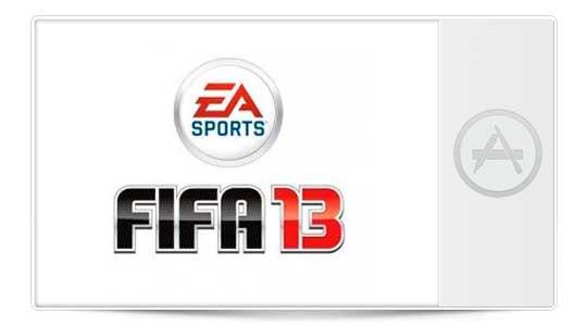 FIFA 2013 ya disponible en la App Store