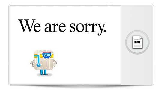 Mapas pide disculpas por si misma [Humor]