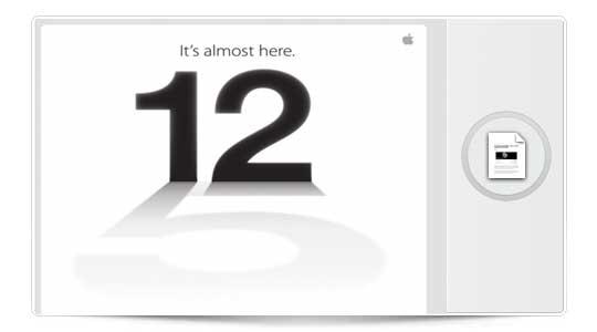 CONFIRMADA La presentación del iPhone 5 para el día 12, Por fin!!