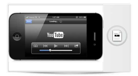 Fuerza  los Links de Youtube para abrirlos en la Nueva aplicación de Youtube (Cydia)