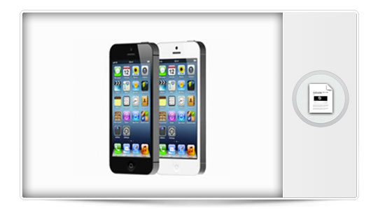 Así será el iPhone 5 según Sam Beckett