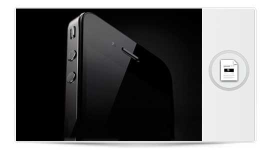 [Video] Así se verá La pantalla del iPhone 5