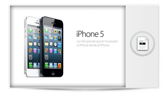 Este es el iPhone 5, confirmando los rumores