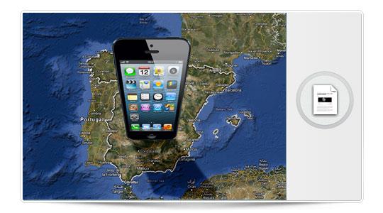 Vodafone y Orange confirman la hora de llegada del iPhone 5 a España, pero se callan el precio.