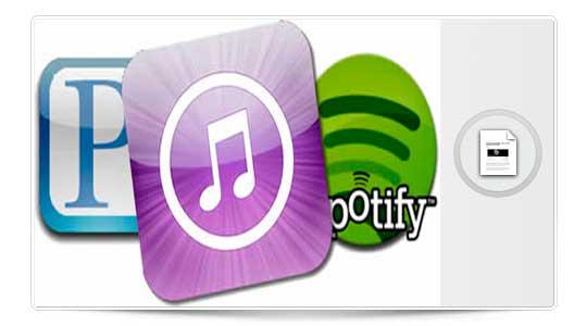 Apple podría preinstalar un servicio musical propio, similar a Spotify, en Todos sus Dispositivos