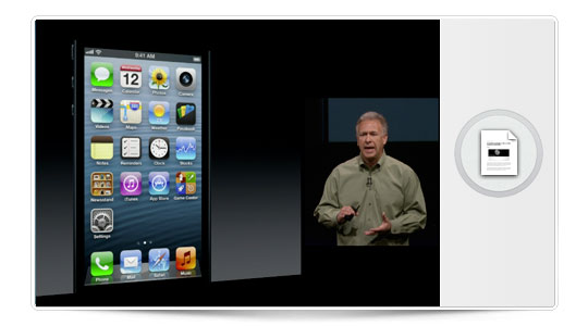 Aquí tienes el vídeo de la Keynote del iPhone 5
