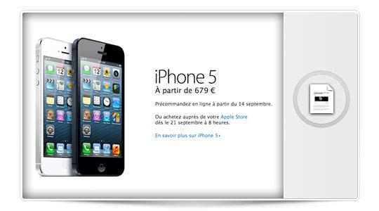 Los precios del iPhone 5 en Europa, una pista de lo que nos costará en España