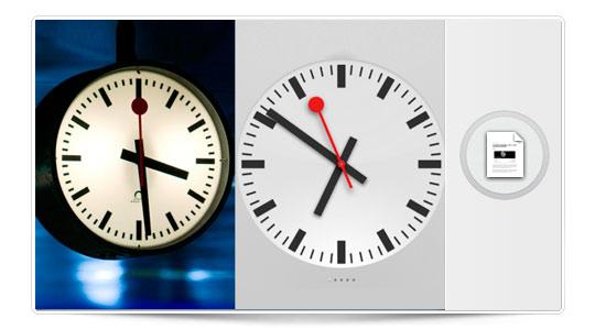 Apple podría ser denunciada por copiar el reloj del iOS 6