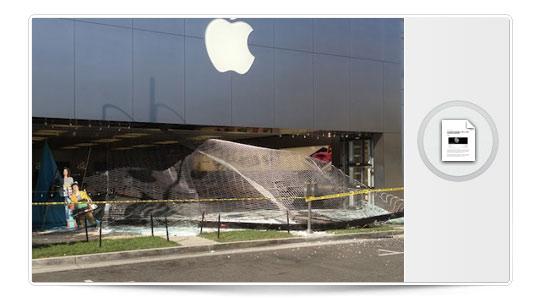 Roban en una Apple Store y se llevan el título de iDiotas del año.