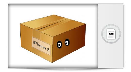 Ya está aquí el primer unboxing del iPhone 5