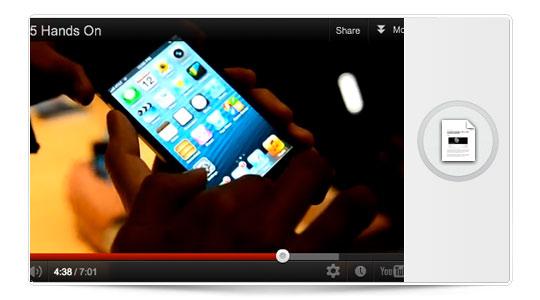 Ya están aquí los primeros videos del iPhone 5, y este es de verdad…
