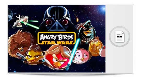 Angry Birds Star Wars, vuelven los pajaritos más galacticos