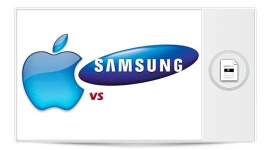 Samsung Denuncia al iPhone 5 por infracción de patentes