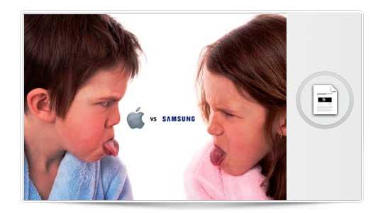 Apple dice que Samsung NO ha copiado el diseño del iPad