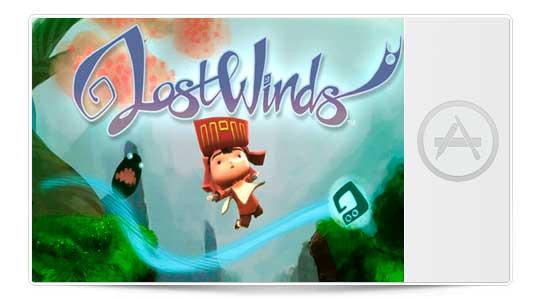 LostWinds el juego de la semana gratis en la App Store