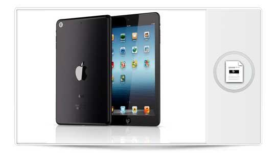 Filtrados los precios y Modelos del iPad Mini