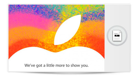 keynote de apple en directo presentacion del ipad mini