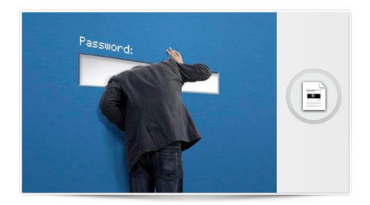 PASSWORD sigue siendo la password más usada. Así nos luce el pelo…