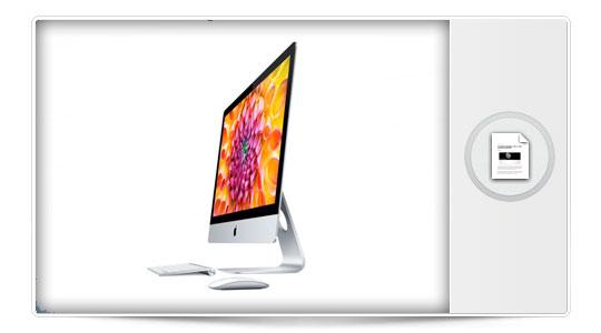 Nuevo iMac, Apple cada vez Afina más