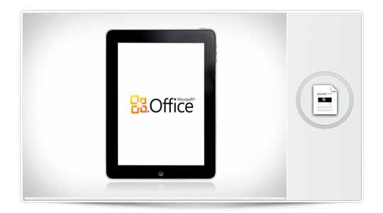 Microsoft confirma la llegada de Office a iOS para Marzo de 2013