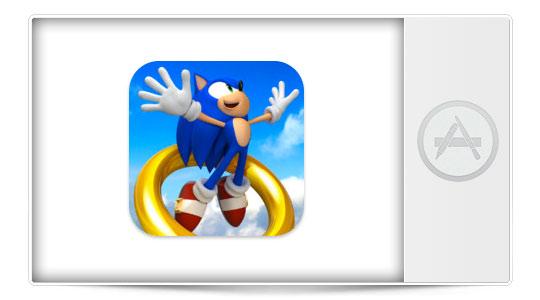 Sonic Jump, ya disponible en la App Store. Salta, salta, salta…