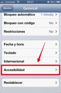 trucos para iphone con ios 6 acceso guiado
