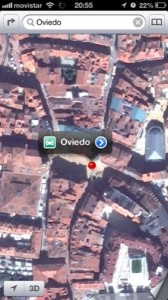 mapas ios 6 errores