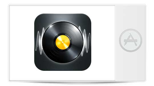 Djay For iPhone Gratis por tiempo limitado (Antes 9,99 $)
