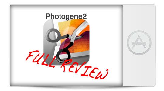 Full review de la mejor aplicación de fotografía para el iPhone e iPad. Así es Photogene 2…