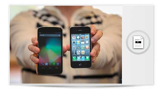 Después del Nexus 4 tener un iPhone es casi un capricho de Millonarios