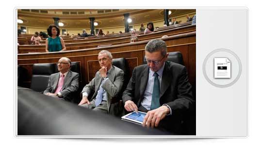 Ahora sabemos que los Diputados no leen iPhoneA2….